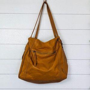 The Sak 100% Leather Bag Large Purse Travel